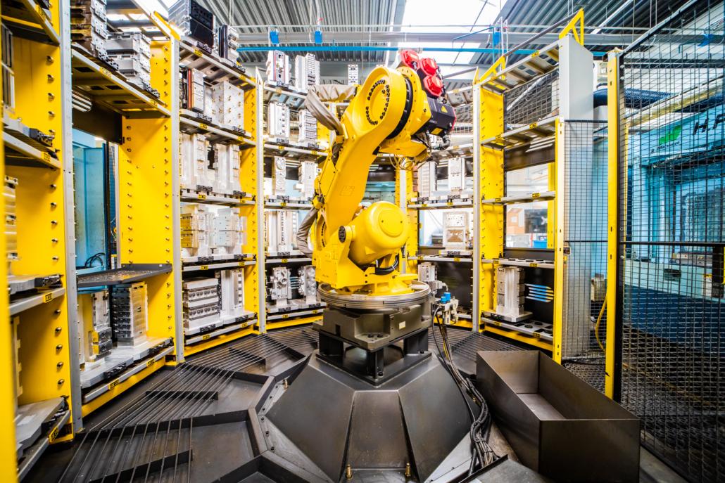 Sfeerimpressie Smart Factory Boers & Co