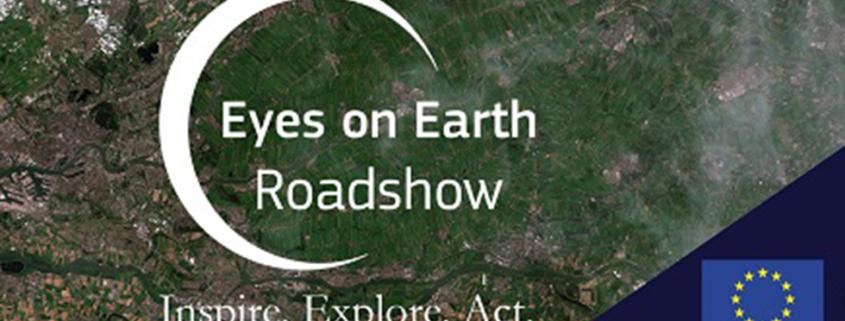 Copernicus 'Eyes on Earth' Roadshow