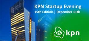 KPN Startup Evening