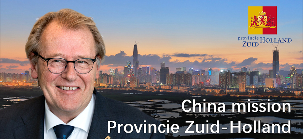 China mission provincie Zuid-Holland