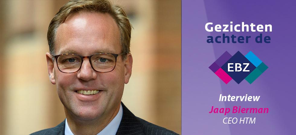 Interview Jaap Bierman, CEO van HTM: investeer grootschalig in mobiliteit