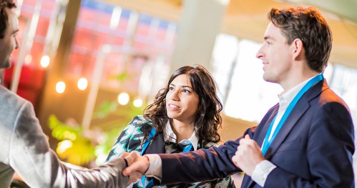 LINQ, InnovationQuarter's annual get-together