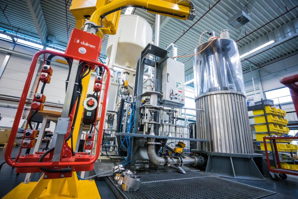 VAF Instruments is zich zeer bewust van de mogelijkheden van nieuwe technologieën | © Foto's: Daniel Verkijk