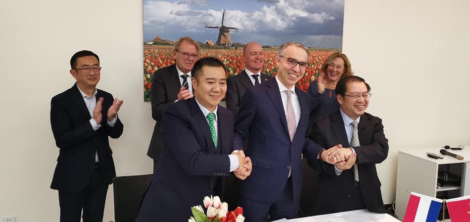 Deelname aan de China missie van Provincie Zuid-Holland groot succes