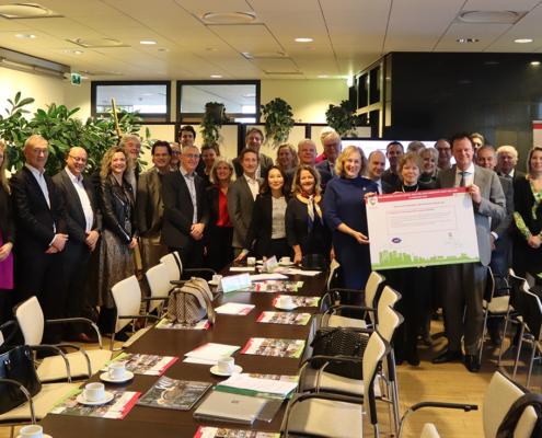 Greenport HCA-ondertekening