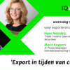 IQ Live Webinar Internationalisering