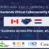 Canada-Netherlands Virtual Cybersecurity Meet & Greet