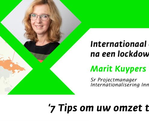 Blog Marit Kuypers Internationaliseren Tips