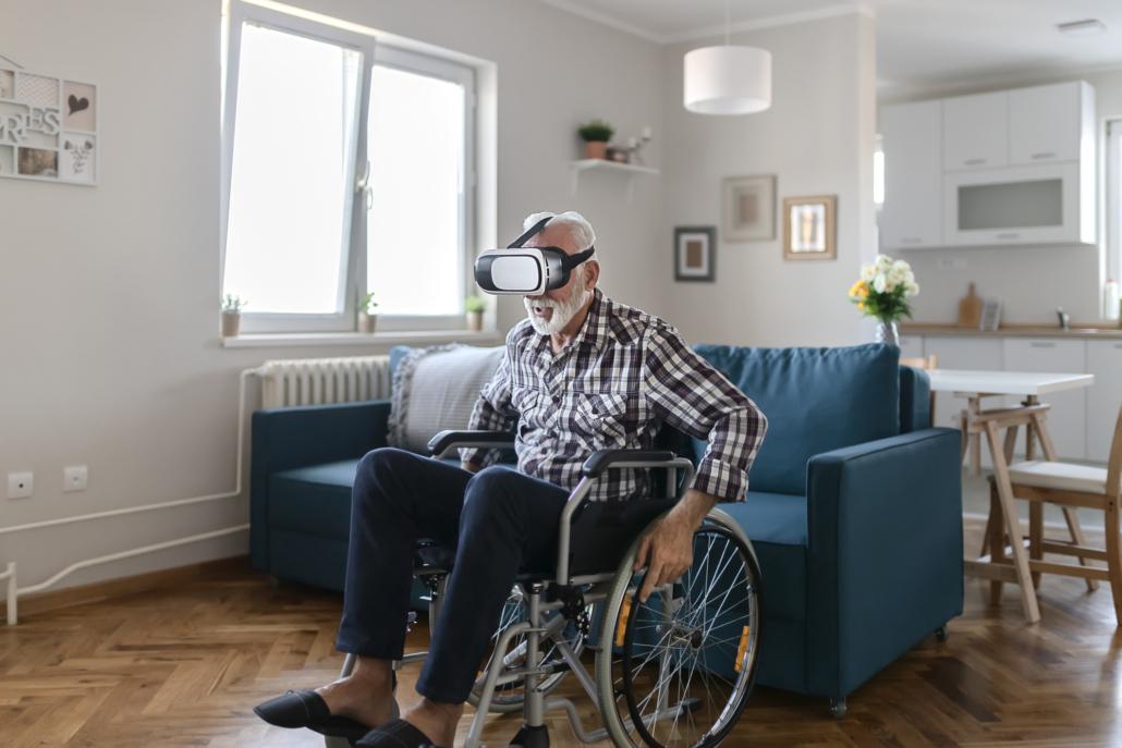 VR-bril