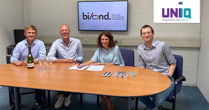 BIOND receives UNIIQ investment