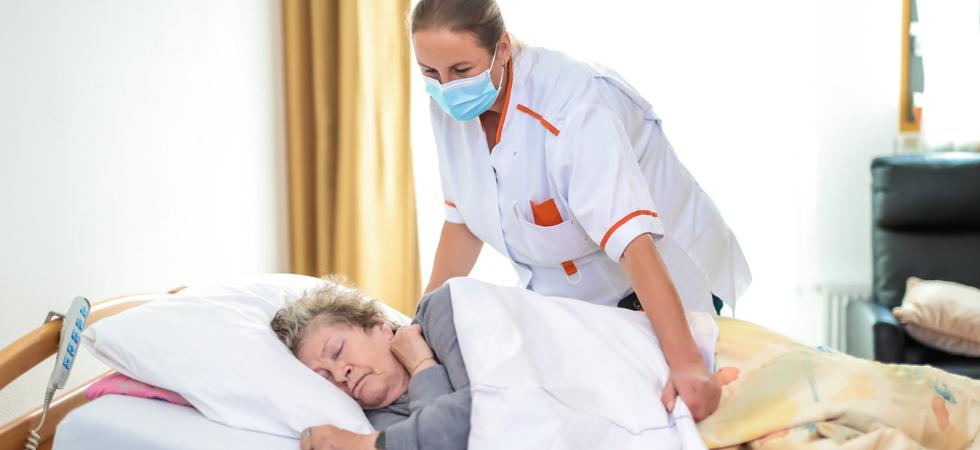 Momo Medical BedSense verzorgen