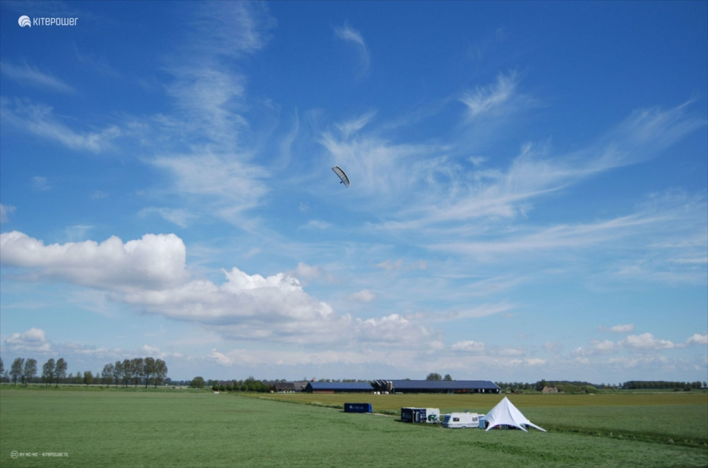 Kitepower Falcon 100kW AWES harvesting electricity in Melissant