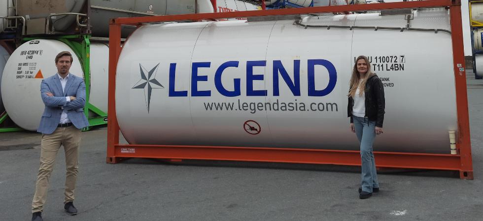 Legen logistics 1
