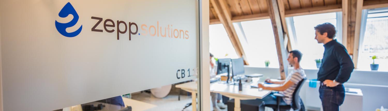 Kantoor Zepp.solutions