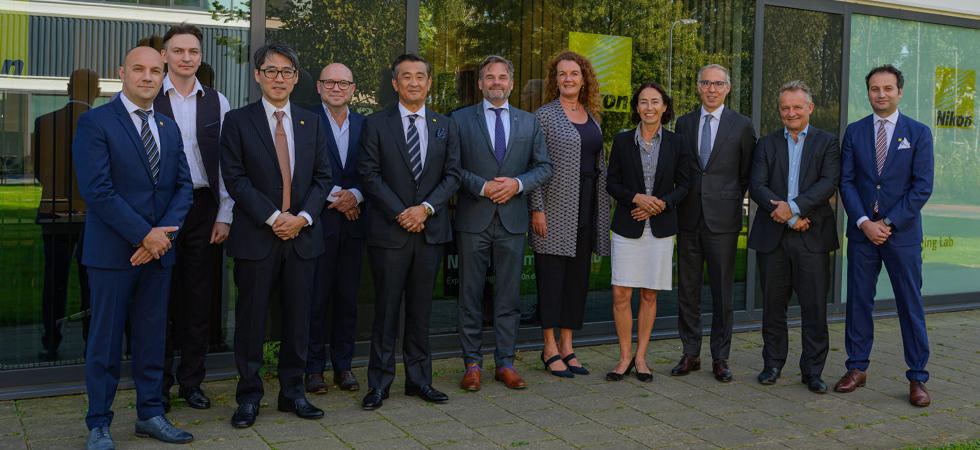 first European Nikon BioImaging Lab now open in Leiden